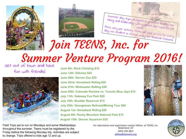 Summer Venture